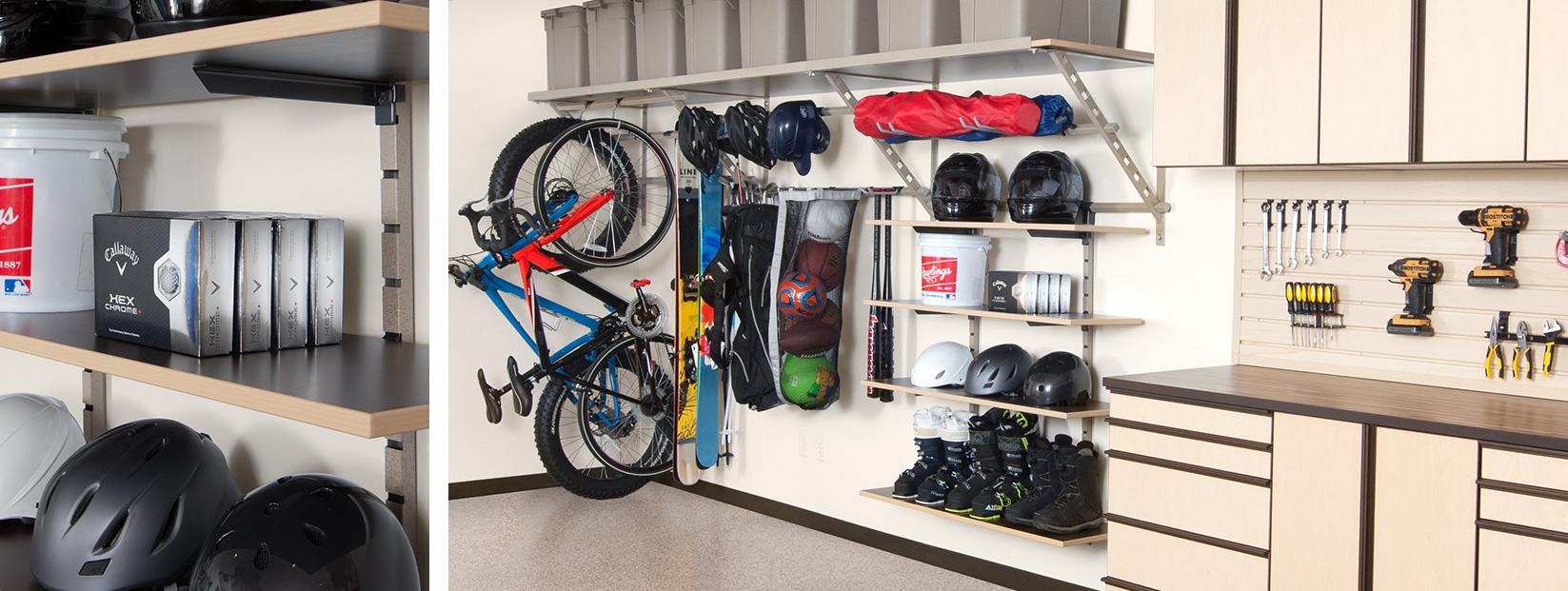Garage Shelving System Columbus